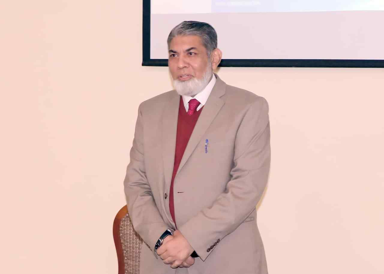 """""""The Great"""" Essay is Written by Prof Dr. Javed Iqbal"""